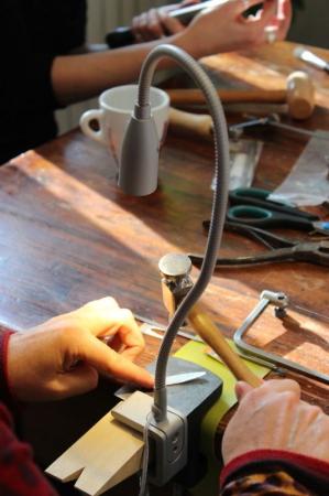 atelier de fabrication de bijoux
