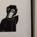 Grâce à Elles, exposition de gravures de Sophie Dégano